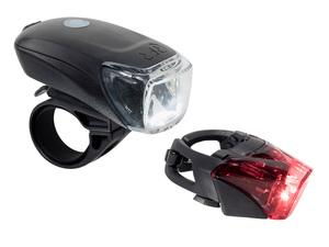 RFR Lampa set TOUR 35 USB Black 14318