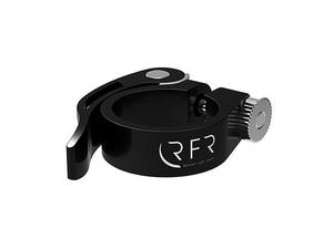 RFR obujmica cijevi sjedala  QR 34.9mm Black