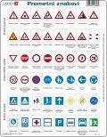 SLAGALICA - Prometni znakovi OB3-HR