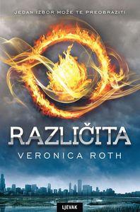 Različita 2.izdanje, Veronica Roth
