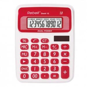 Kalkulator Komercijalni Rebell Desk 12 red