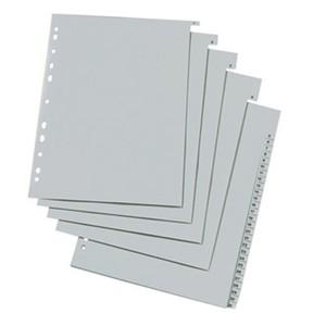 Herlitz karton pregradni pp, A4, 1-31