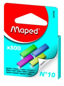 Maped spojnice za stroj u boji br.10 800/1
