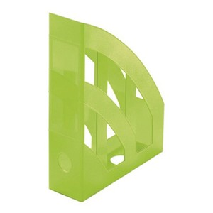 Herlitz stalak za spise, pvc, svjetlo zeleni