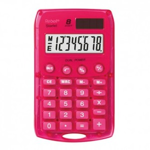 Kalkulator Komercijalni Rebell Starlet pink