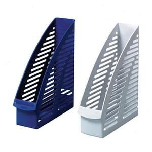 Herlitz stalak za spise, pvc, plavi