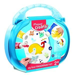 Maped Creativ kreativni set za bojanje prstima
