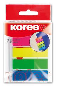Blok zastavice, Kores 5 boja