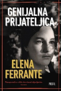 Genijalna prijateljica, Elena Ferrante