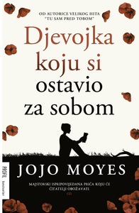 Djevojka koju si ostavio za sobom, Jojo Moyes