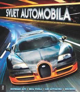 Svijet automobila, Clive Gifford