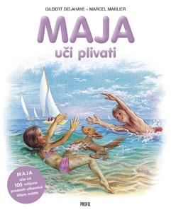 Maja uči plivati, Gilbert Delahaye - Marcel Marlier