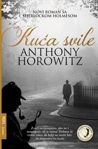 Kuća svile, Anthony Horowitz