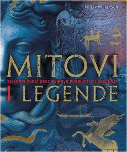 Mitovi i legende, Philip Wilkinson