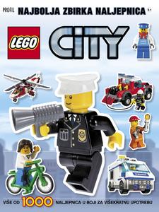 Naljepnice Lego grad, Jo Casey