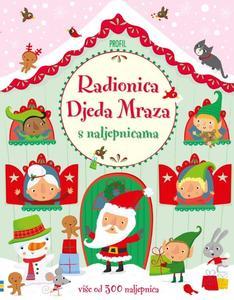 Radionica Djeda Mraza, Fiona Watt, Strella Bagott