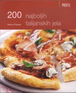 200 najboljih talijanskih jela, Marina Filippelli