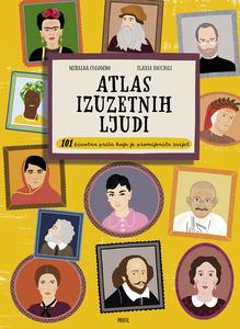 Atlas izuzetnih ljudi, Miralda Colombo