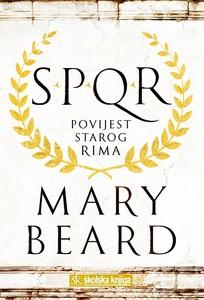SPQR – Povijest starog Rima, Mary Beard