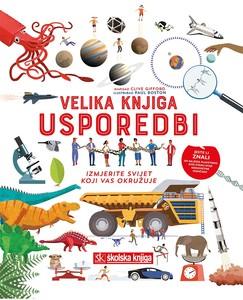 Velika knjiga usporedbi, Clive Gifford, Paul Boston