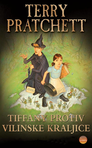 Tiffany protiv vilinske kraljice, Terry Pratchett