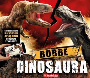 Borbe dinosaura – knjiga s aplikacijom za proširenu stvarnost, Anna Brett