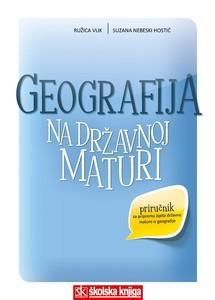 Geografija na državnoj maturi: Ružica Vuk, Suzana Nebeski Hostić