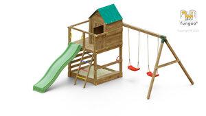 Fungoo dječje igralište set JARCAS 4