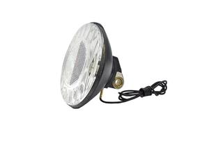 MS svjetla prednja DINAMO BOX 6V/2.4W Plastic Black 461446