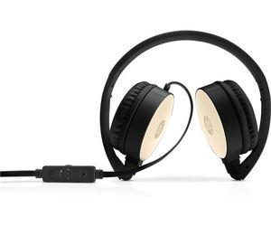 HP slušalice za prijenosno računalo, zlatne,  2AP94AA