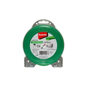 MAKITA najlonska nit, zelena 2.0 mm/15 m E-01769