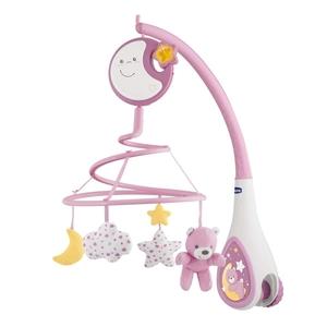 Chicco vrtuljak next2dreams pink