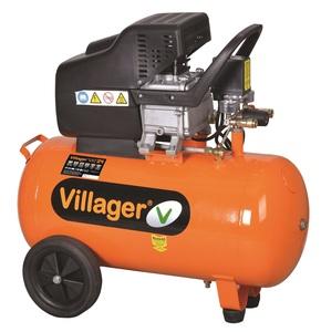 VILLAGER kompresor VAT-24L (24l,8bar,206l/min,1,5kW) 007584