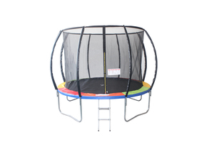 SUNDOW trampolin 305 cm - multicolor