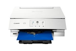 Canon Pixma TS8351 - Bijeli, multifunkcijski pisač
