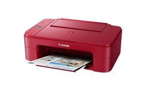 Canon Pixma TS3352 - Crveni, multifunkcijski pisač