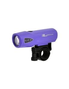 LONGUS svjetlo prednje 1W LED - ljubičasto