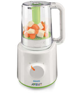 PHILIPS AVENT Mikser + Kuhalo set