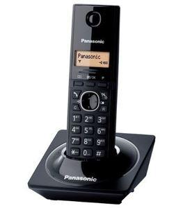 PANASONIC telefon bežični KX-TG1711FXB crni