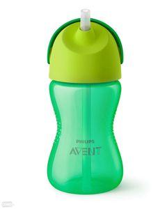PHILIPS AVENT bočica sa slamkom 300 ml zelena