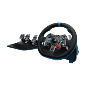 Logitech G29 Driving Force Racing Wheel, PC/PS4