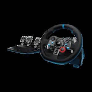 Logitech G29 Driving Force Racing Wheel, PC/PS4