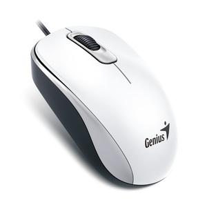 Genius miš DX-110 LED, BlueEye, USB, bijeli