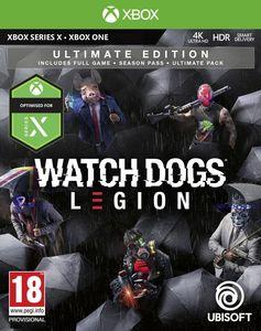 Watch Dogs Legion ULTIMATE EDITION X1