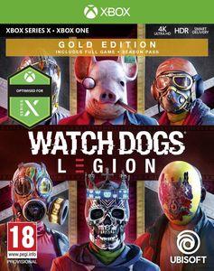 Watch Dogs Legion GOLD EDITION X1