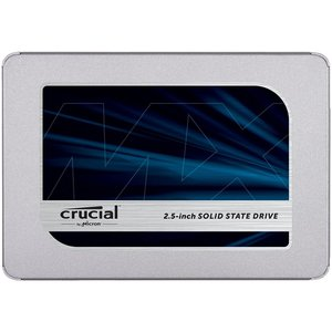 SSD Crucial MX500 500GB, CT500MX500SSD1