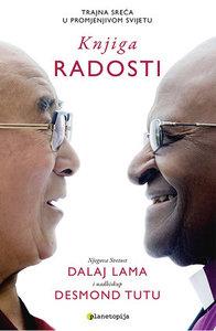 Knjiga radosti, Douglas Abrams, Dalaj Lama, Desmond Tutu
