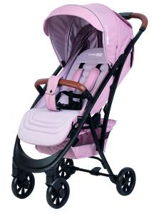 FreeON kolica Lux premium rozo-siva