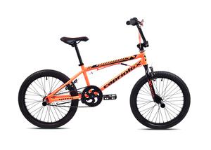 "CAPRIOLO bicikl BMX 20"" HT TOTEM narančasti"