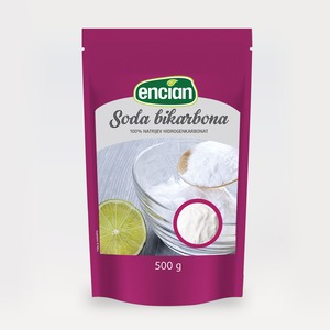 Encian SODA BIKARBONA 500 gr